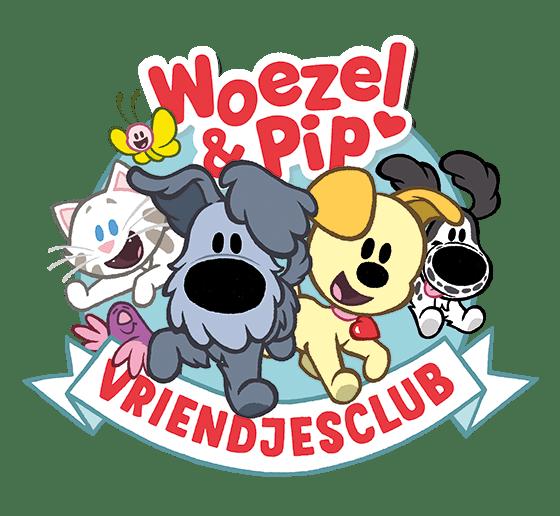 Woezel & Pip Vriendjesclub