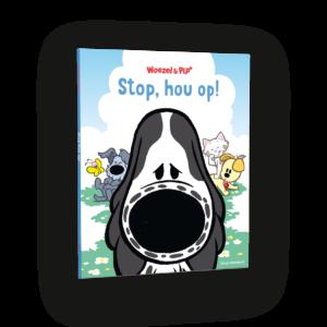 Stop, hou op! cover