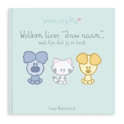 baby's eerste boekjes cover