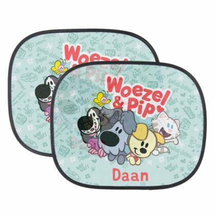Woezel & Pip Zonneschermen YourSurprise groen