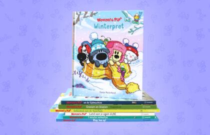 Winactie Kinderboekenweek