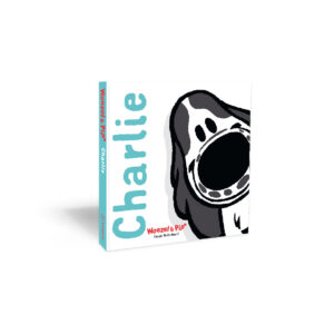 Charlie boek cover