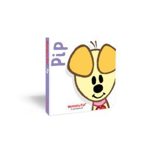 Pip boek cover