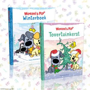 Winterboek + Tovertuinkerst
