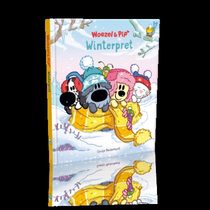 Winterpret cover