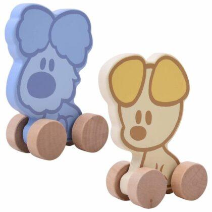 Woezel & Pip Baby loopfiguren