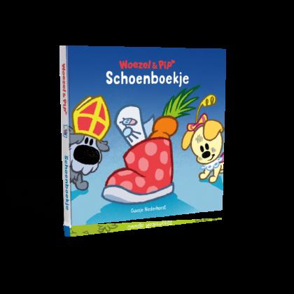 Woezel & Pip Schoenboekje