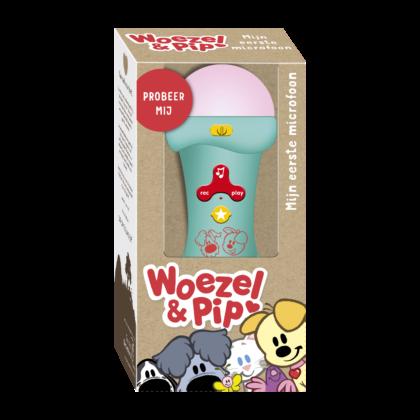 Woezel & Pip microfoon