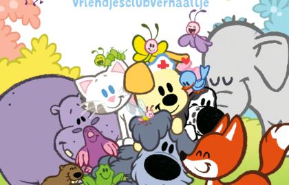 VC verhaaltje zieke dierendag